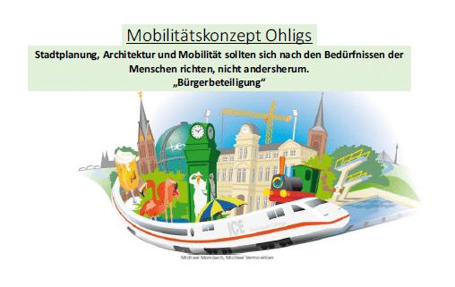 Mobilitätskonzept Ohligs